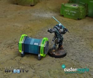 Infinity Tech Coffin (1 Unit)