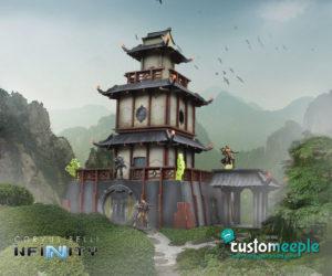 Infinity Forbidden Palace