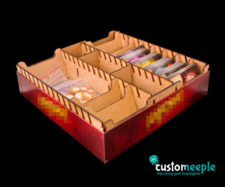 Keyforge Compatible Deck Box