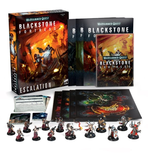 Blackstone Fortress: Escalation (ENG)(PRE-ORDER)