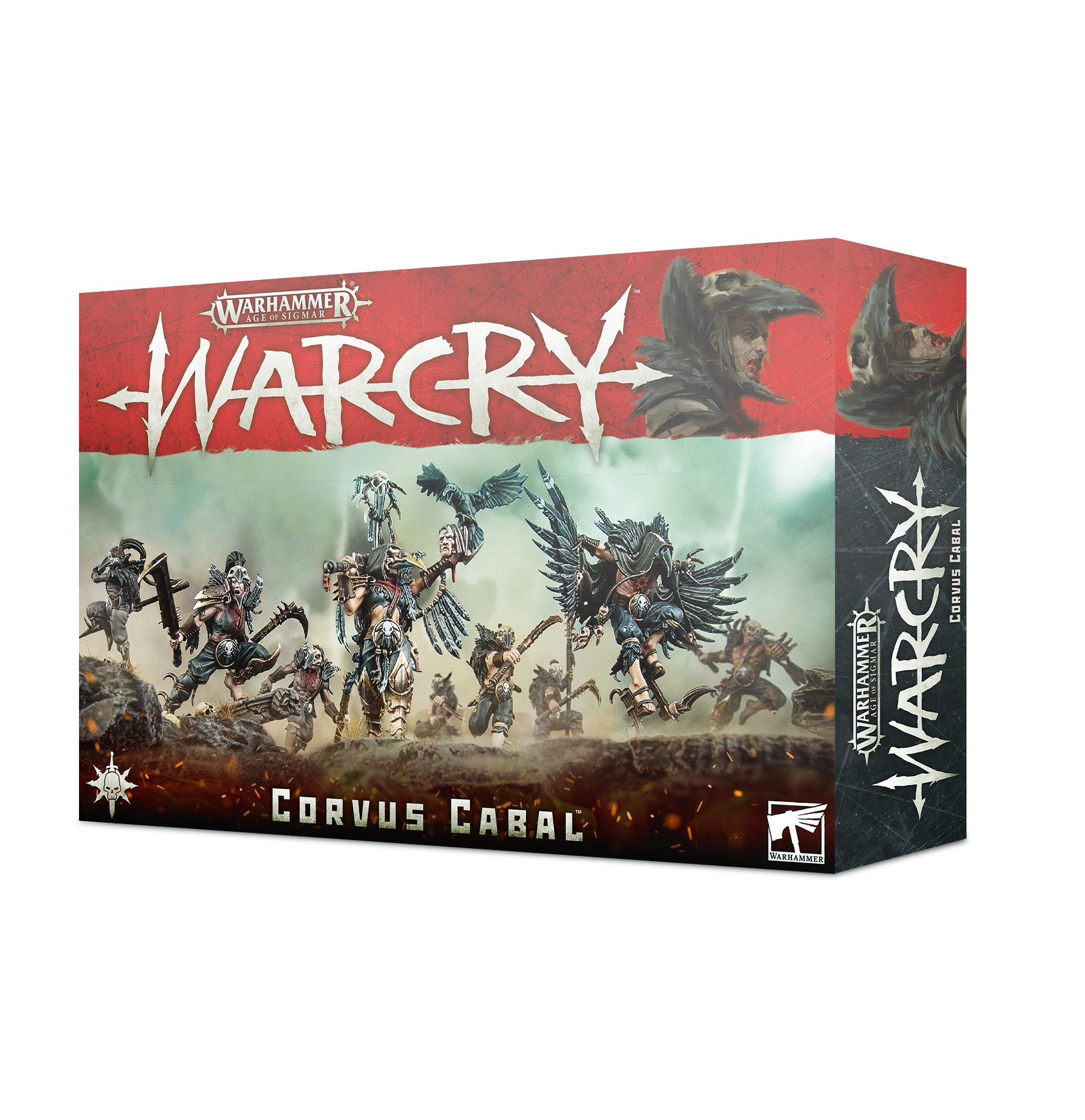 AOS Warcry: Corvus Cabal-Warband